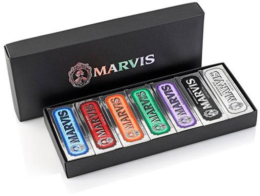 Pasta de dientes Marvis