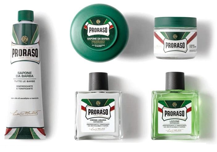 Catálogo de productos Proraso
