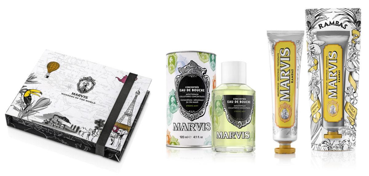 Catálogo completo de productos Marvis