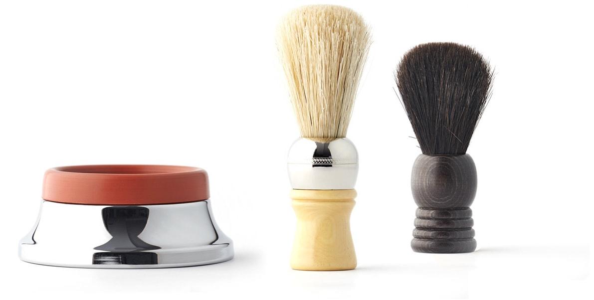Vielong brochas de afeitar profesionales.